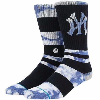 Stance Mens Summer League LA Socks Blue