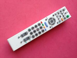 sony tv replacement remote. image is loading replacement-remote-rm-yd018-for-sony-kdl-32s3000- sony tv replacement remote g