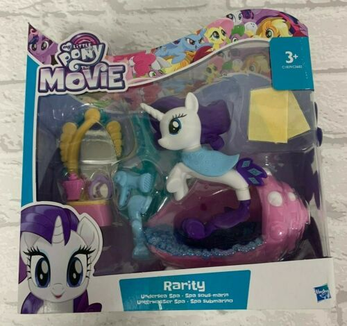 BN MLP My Little Pony Playsets Twighlight Sparkle Rarity Under the Sea