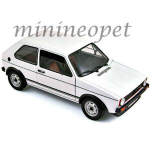 NOREV-188484-1977-VW-VOLKSWAGEN-GOLF-GTI-1-18-DIECAST-MODEL-CAR-WHITE