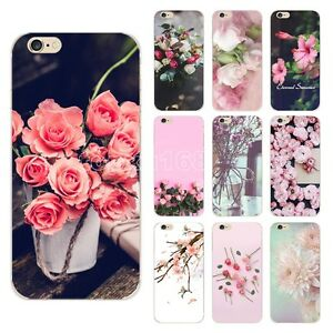 Pattern-Rubber-Soft-TPU-Silicone-Phone-Case-Cover-For-Apple-iPhone-5-6s-7-Plus