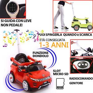 88183fad5a AUTO MACCHINA PER BAMBINI ELETTRICA BIMBO BAMBINO LUCI ...