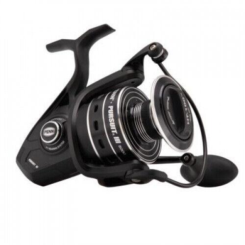 PENN Pursuit III Spinning pesca Reel 5000