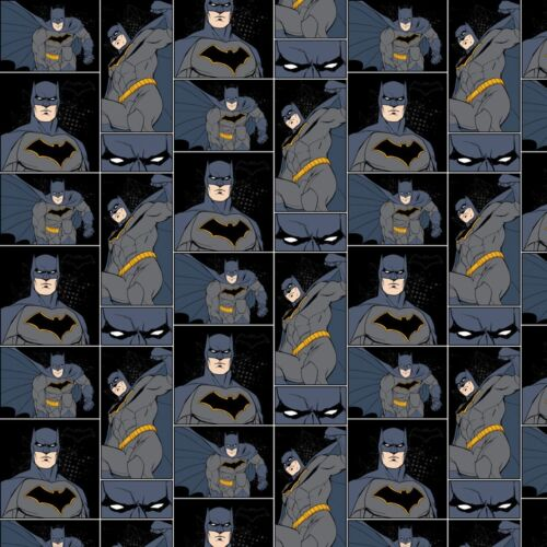 DC justice league Fabric FQ