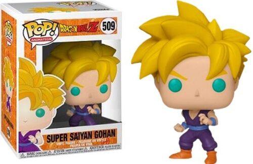 Animation Dragon Ball Z Super Saiyan Gohan Funko Pop Vinyl