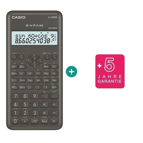 Casio FX 82 MS 2 erweiterte Garantie