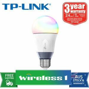 All NEW TP-Link LB130 Smart Wi-Fi LED Bulb - Multicolour