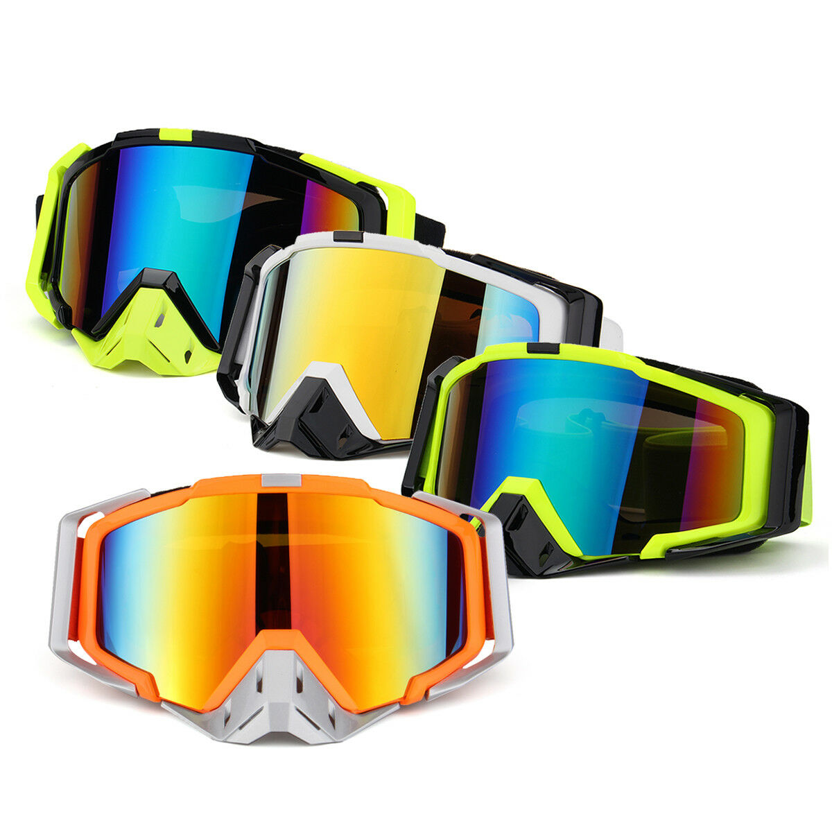 TYF102 Outdoor Skiing Skating  Goggles Snowmobile Glasses Windproof Anti-Fog UV  find your favorite here