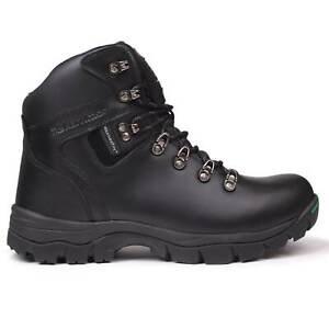 Karrimor-Mens-Skiddaw-Walking-Boots-Breathable-Waterproof-Leather-Upper-Pattern