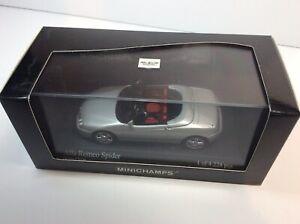 Minichamps-1-43-escala-Diecast-400-120330-Alfa-Romeo-Spider-2003-Plata