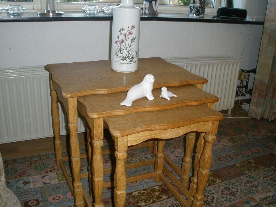 Indskudsbord, egetræ