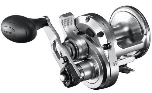 Shimano Speedmaster 2 Vitesse Levier Frein Saltwater Fishing Reel choisir modele