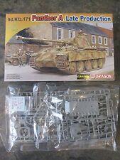 Sd.Kfz 171 Panther Ausf. A Späte Produktion von Dragon im Maßstab 1:72 NEU