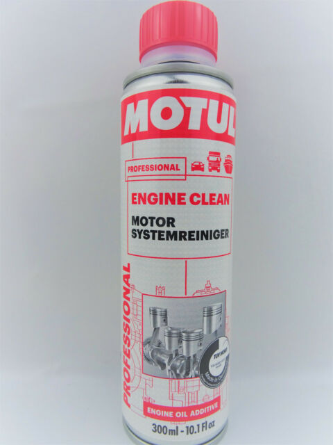 Motul Engine Clean Motor Systemreiniger Motorspülung Ölschlammspülung 300ml
