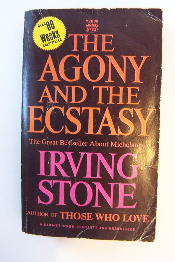 The Agony and the Ecstasy: A Biographical Novel of Mich