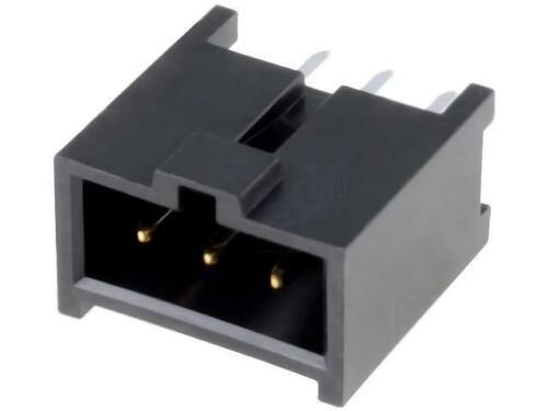 C-Grid III männlich PIN 3 gerade 2,54mm MOLEX 2x MX-90136-1203 Buchse Stift