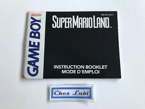 Notice-Super-Mario-Land-Nintendo-Game-Boy-PAL-FAH-3