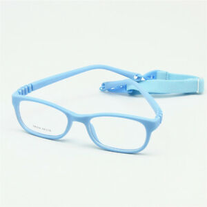 087814645d No Screw Flexible Kids Eyeglasses Frame Size 44 TR90 Bendable ...