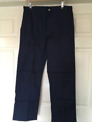 "Alexandra WL30R Men/'s warehouse Mechanic Healthcare Trousers size 34.5/"" W 30L"