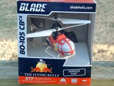 RC helicopter Blade Red Bull BO-105CB RTF  new in box  BLH2800