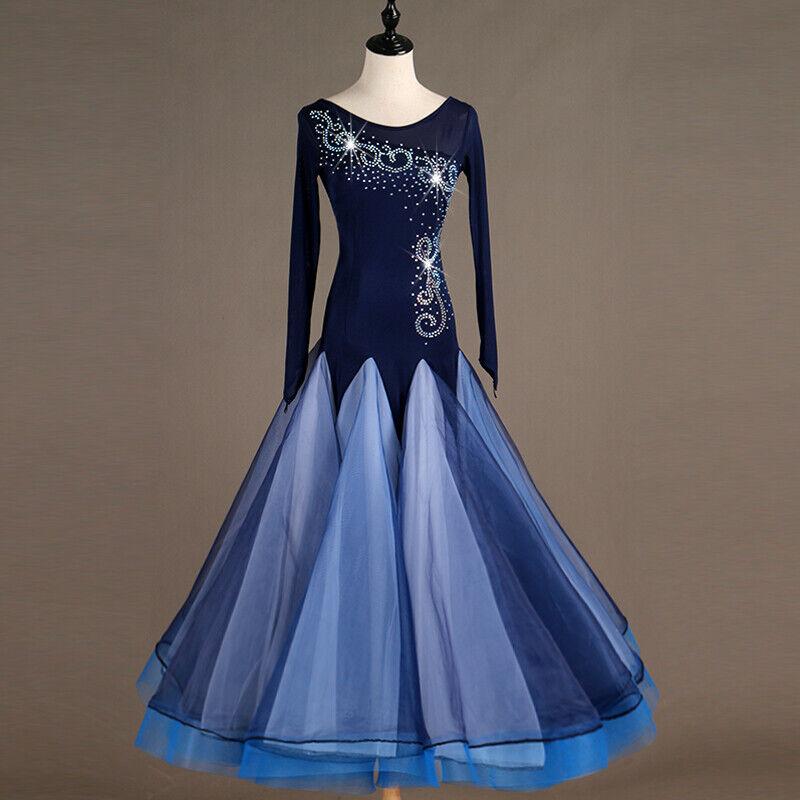 NEU Latino salsa Kleid TanzKleid LatinaKleid Latein Kleid Turnierkleid FM412