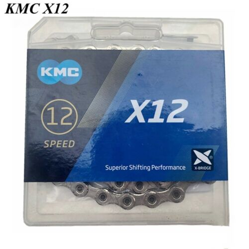 Silber Ketten KMC X12 12 Geschwindigkeit Fahrrad Kette Ketten Gold Praktisches
