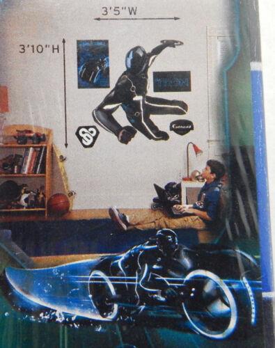 "TRON fathead wall graphic 3/'10/"" x 3/'5/"""