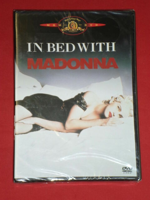 """Madonna in """"IN BED WITH MADONNA"""""""