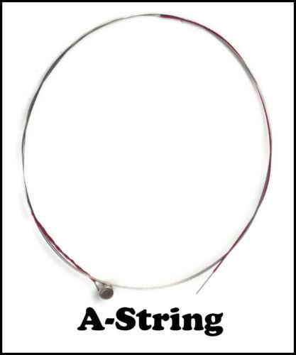 Violin Steel String Ball EndA-2 String for Professional Violin in 3//4 4//4 Size