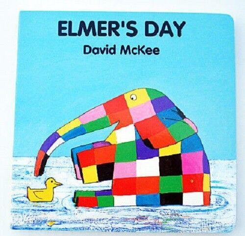 NEW Elmer/'s Day Book