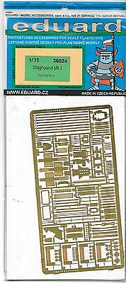Eduard Staghound Mk. I Foto Etch Dettagli 1/35 36 024 Per Italeri Kit St
