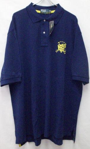 Polo Ralph Lauren Cross Mallets RLPC SS Shirt $89-98 Blue Orange White Grn NWT