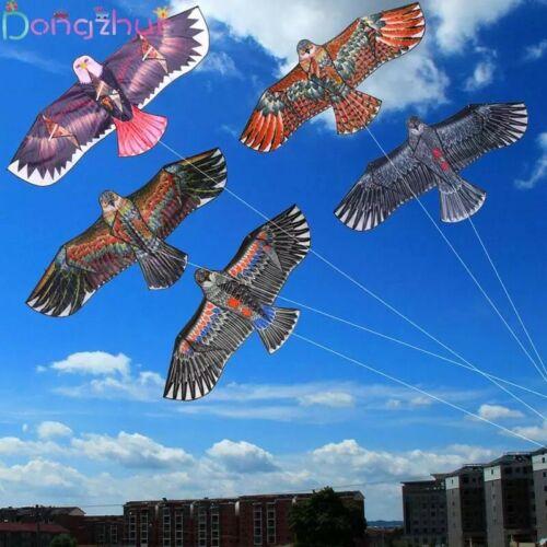 Eagle Kite With 30 Meter Kite Line Children Flying Bird Kites 1 PC random colour