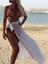 Women-Bikini-Cover-Up-Swimwear-Sheer-Beach-Maxi-Wrap-Skirt-Sarong-Pareo-Dress thumbnail 5
