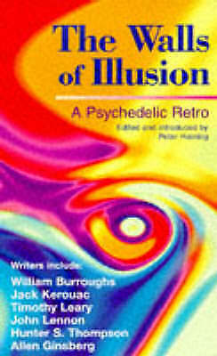 1 of 1 - The Walls of Illusion: A Psychedelic Retro-ExLibrary