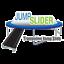 Trampoline-Ladder-3step-2step-Slide-or-Rock-Waller-Climber thumbnail 19