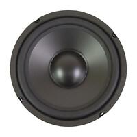 Mcm Custom Audio 55-5745 8 Poly Cone Woofer With Rubber Surround 8 Ohms 65w