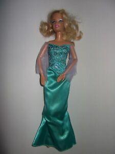 Beautiful Barbie Doll 1998 Mattel inc | eBay