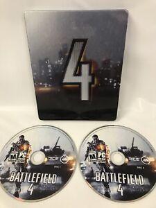 Battlefield-4-PC-DVD-ROM-2013-2-Disc-Game-In-Steelbook