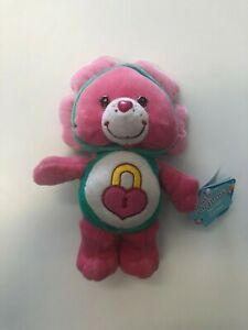 NEW-CARE-BEARS-SPECIAL-EDITION-NATURAL-WONDERS-SERIES-10-8-034-SECRET-BEAR-30750