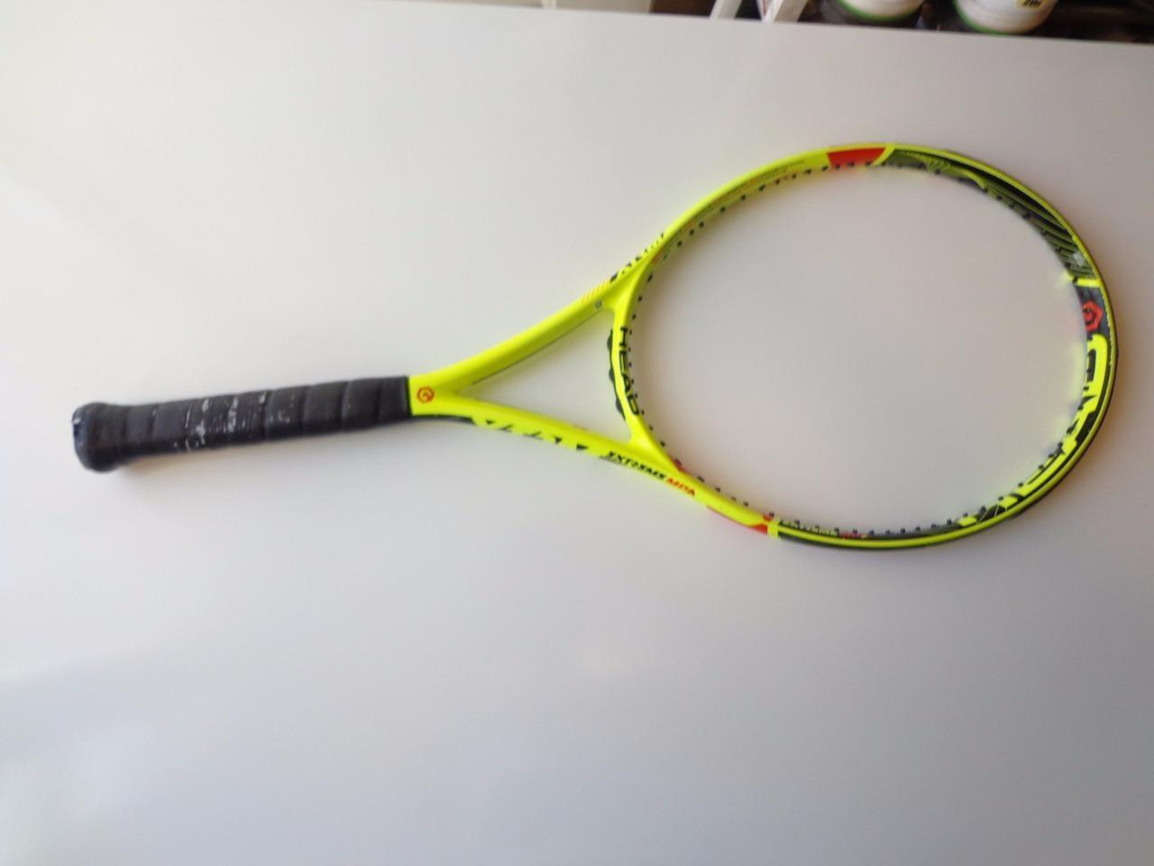 Head Graphene XT Extreme MPA 100 head 10.6oz 4 3/8 grip Tennis Racquet