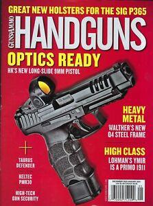 Guns & Ammo  Handguns   January 2021 Optics Ready