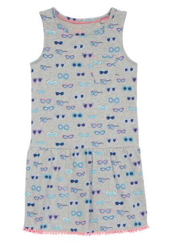Mini Boden cotton jersey drop waist jersey dress  age 2-16 summer girls
