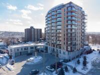 Condo 3.5 situé au 12e étage du complexe VÜ à Sherbrooke ! Sherbrooke Québec Preview