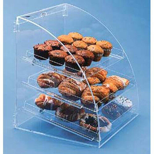 1 Middle Tray For Euro Style Bakery Display Case 527-036 and 527-050