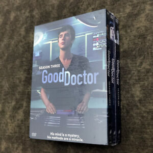 The-Good-Doctor-Complete-Season-1-3-DVD-15-Disc-Region-1-Ships-Priority-Mail