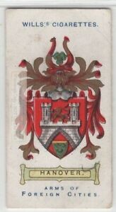 Hannover-Coat-Of-Arms-Germany-Lower-Saxony-100-Y-O-Ad-Trade-Card