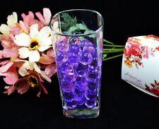 10000pcs Crystal Mud Soil Planting Flower Water Jelly Pearls Gel Beads Balls TR