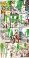 Yotsuba! Manga Collection Set Volumes 1 through 12 Young Adult Book Series NEW!!
