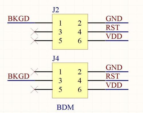 Freescale USBDM OSBDM Programmer Download Debugger Emulator 48MHz USB2.0 DIYmall